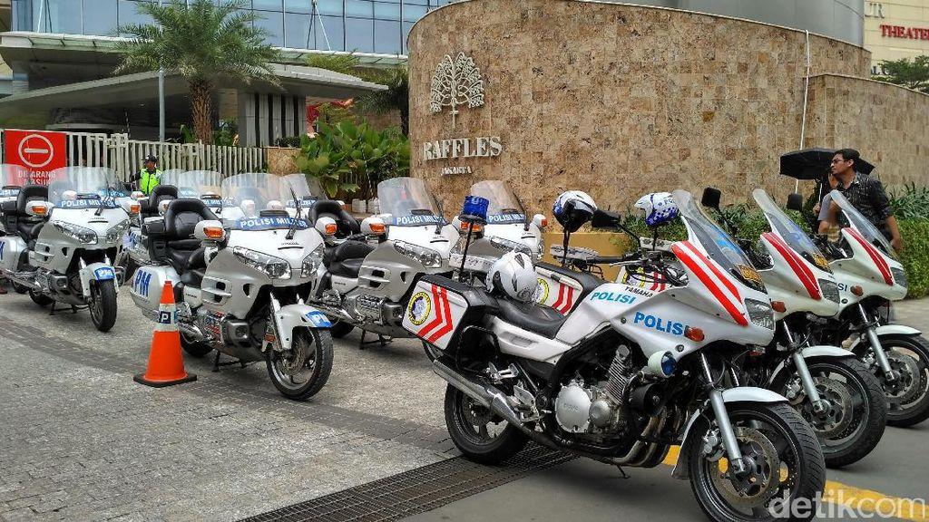 Teknik Pengereman yang Efektif ala Polisi