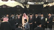Bachtiar Nasir Hadiri Pidato Raja Salman di DPR, Habib Rizieq Absen