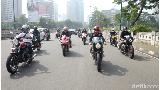 Riding Bareng Pengguna Moto Guzzi
