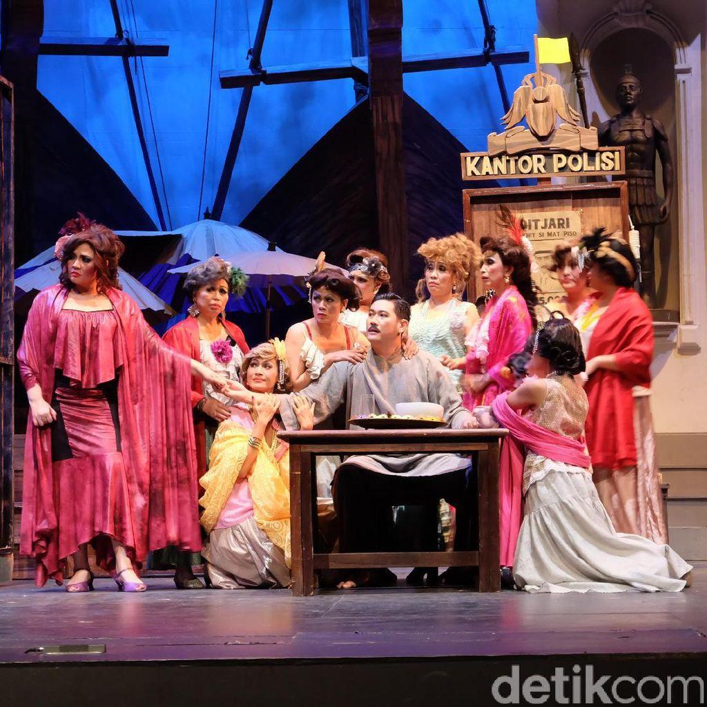 40 Tahun Berdiri, Harga Tiket Teater Koma Dimulai dari Rp 200