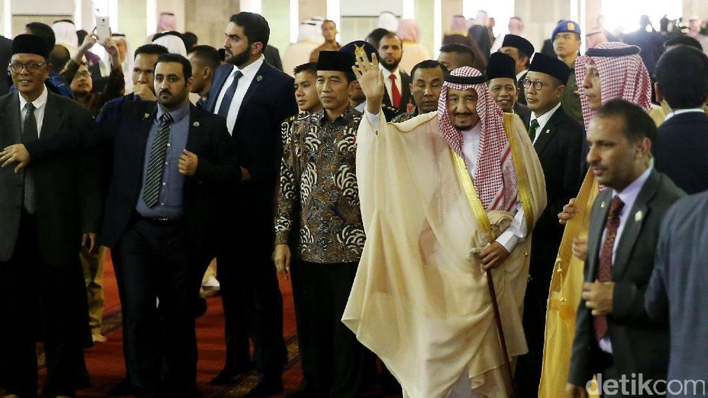 Pemprov Bali Ingin Sambut Raja Salman dengan Tari Pendet