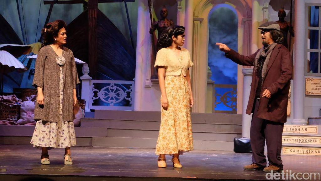 Usai Opera Ikan Asin, Teater Koma Pentaskan Lakon Warisan
