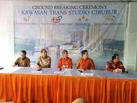CT Corp Bangun Trans Park Cibubur Rp 3 T, Rampung 2018