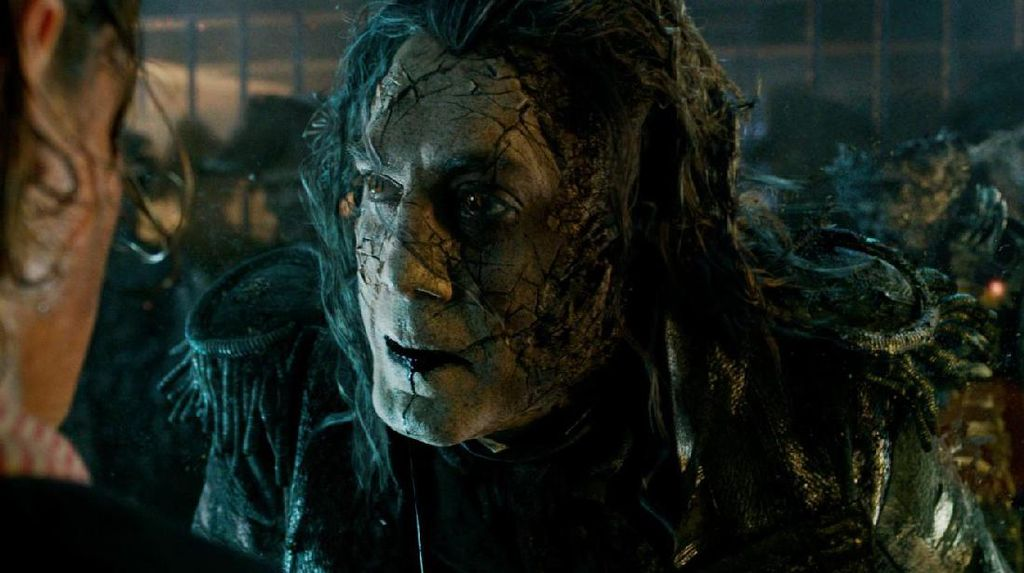 Trailer Ketiga Pirates of Caribbean ke-5, Dendam pada Jack Sparrow