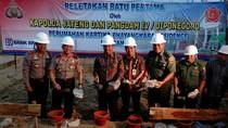 Rumah Murah untuk TNI, Polri, dan PNS Dibangun di Rembang