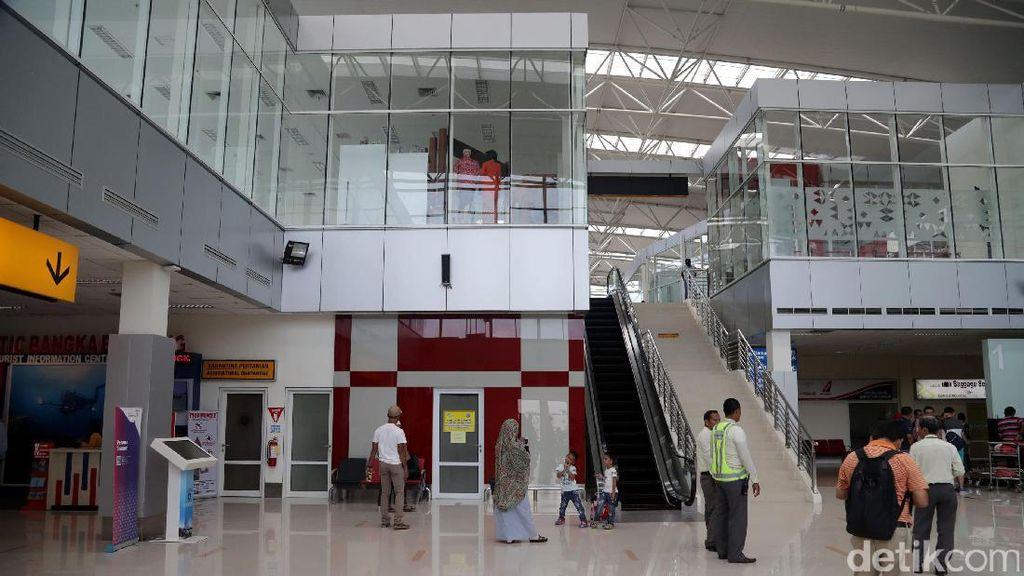 Kapan Kemenhub Serahkan Pengelolaan Bandara ke AP I dan II?