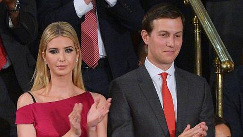 Pakai Gaun Rp 40 Juta Temui Kongres AS, Ivanka Trump Dikritik Netizen