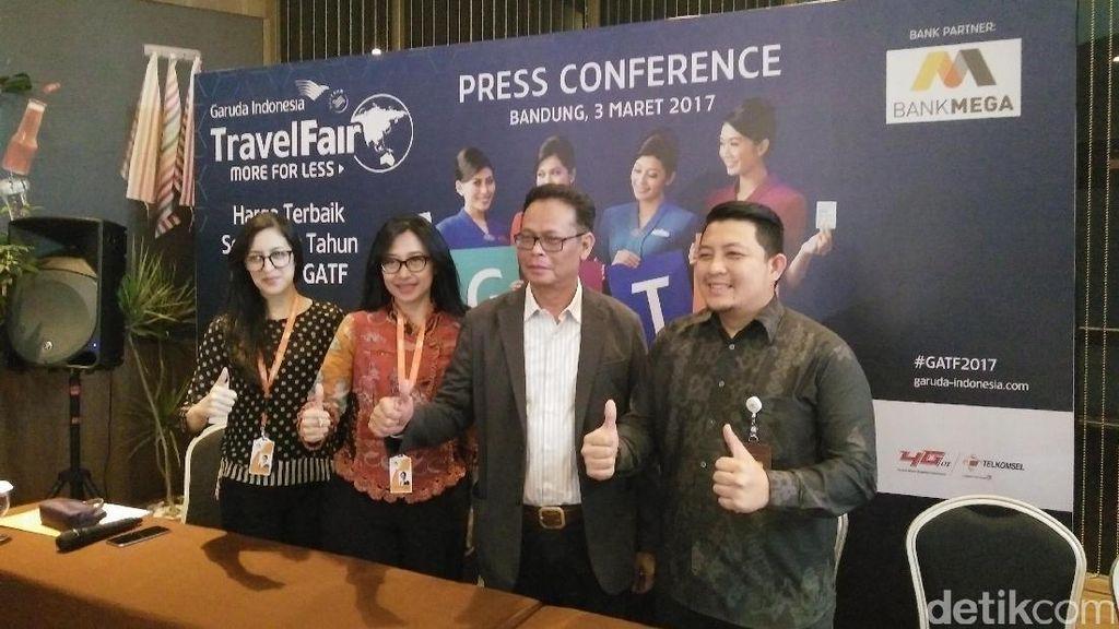 GATF 2017 Akan Digelar Tiga Hari di Bandung, Banyak Promo Menarik!
