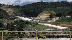 Tol Trans Sumatera di Lampung, Dekat Laut dan Tembus Bukit
