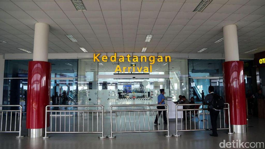Pengelolaan Bandara-bandara ini akan Diserahkan ke Angkasa Pura I dan II