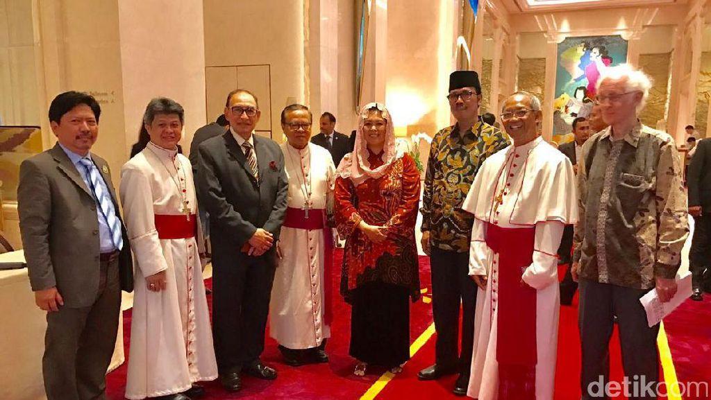 Ini yang Disampaikan Tokoh Lintas Agama ke Raja Salman dan Jokowi