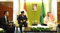 Indonesia-Saudi Segera Bentuk Tim Percepat Pelaksanaan 11 MoU