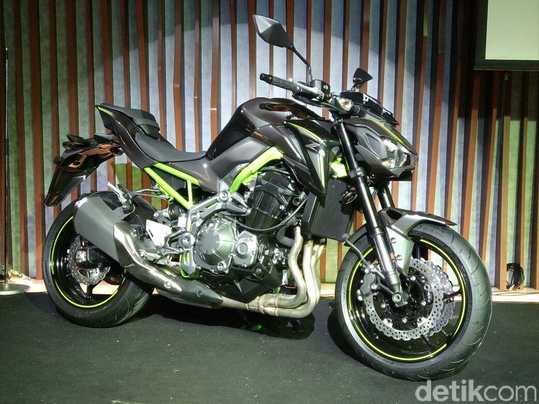 Kawasaki Luncurkan Moge Z900, Penerus Z800 di Indonesia