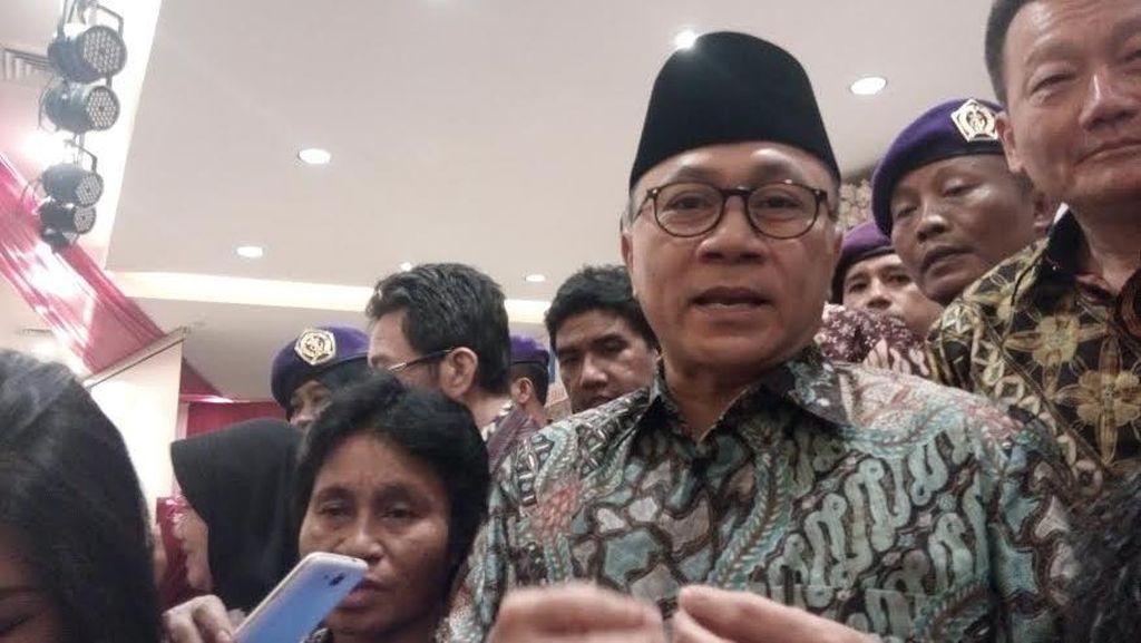 Ketum PAN: Aneh Partai Pendukung Pemerintah Usung Hak Angket KPK