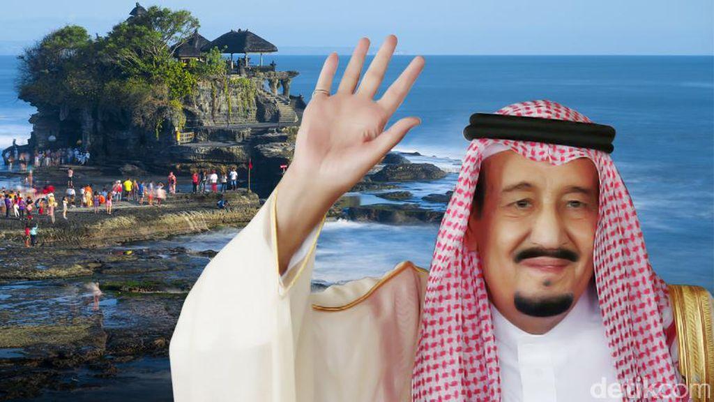 13 Hari di RI Raja Salman Investasi Rp 89 T, 2 Hari di China Rp 870 T