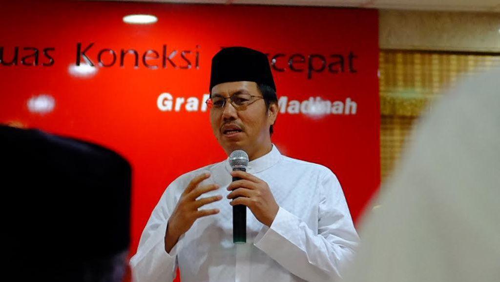 Raja Arab ke Indonesia, Raja Pulsa ke Madinah