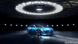 Mobil Masa Depan Peugeot, Mobil Otonom yang Cantik