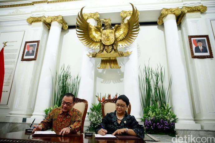 BI dan Kemenlu Tingkatkan Diplomasi Ekonomi