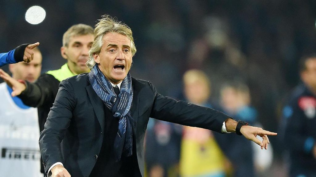 Ini Alasan Mancini Mundur dari Inter