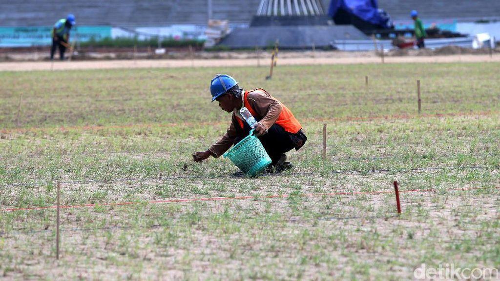 Sambut Asian Games 2018, SU GBK Dipastikan Lebih Modern dan Kekinian