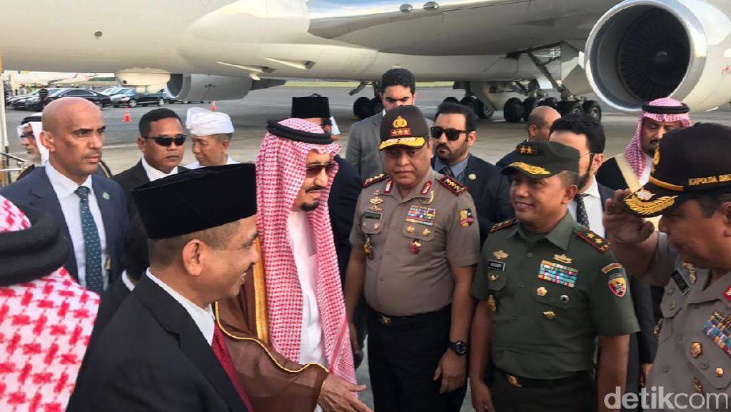 Mengenang Liburan Raja Salman yang Super Heboh di Bali