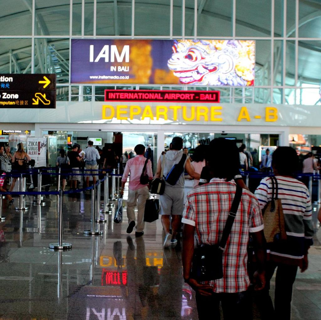 Hari Raya Nyepi, Bandara Ngurah Rai Ditutup 24 Jam