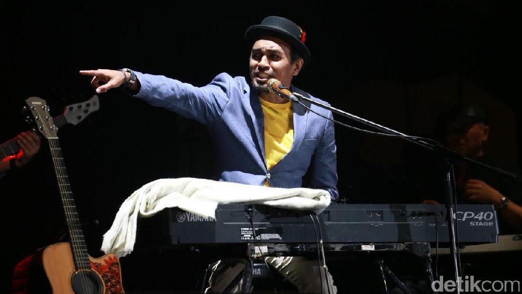 Percaya Musik Adalah Bahasa Universal, Glenn Fredly Rilis Hidayah