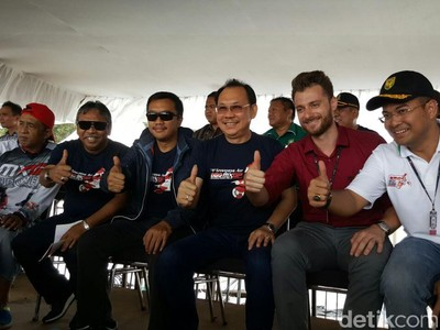 Di Indo MXGP, Menpora: Indonesia Harus Selalu Siap Gelar Event Dunia