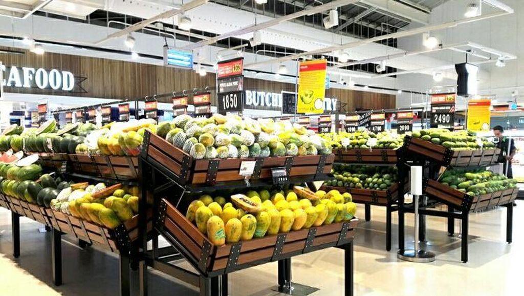 Promo Produk Segar di Transmart Rungkut Surabaya Masih Ada