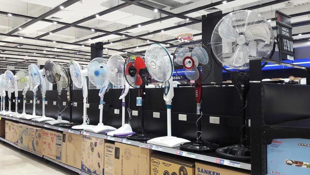 Hari Terakhir Tambahan Diskon 5% Elektronik di Transmart dan Carrefour
