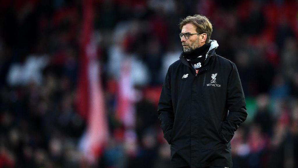 Kans Finis Empat Besar Kian Turun, Klopp Minta Liverpool Fokus Berbenah Saja