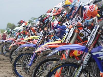 Race 2 MX2 Dihentikan, Race 2 MXGP Dibatalkan