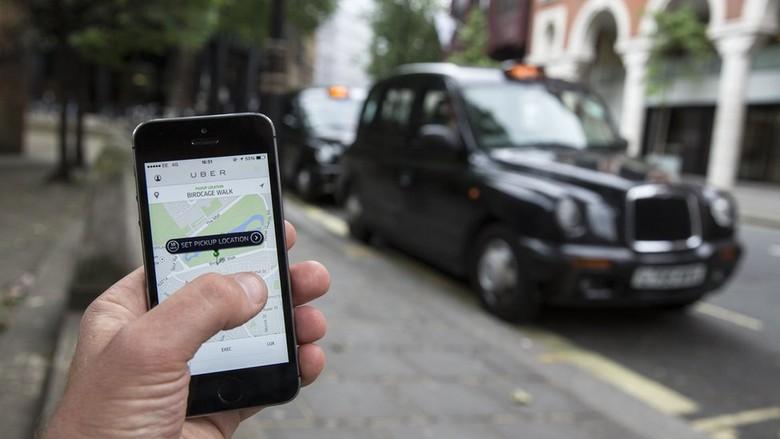 Gugat Syarat Sopir Fasih Bahasa Inggris, Uber Kalah dengan London