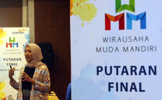 Penjurian Final Wirausaha Muda Mandiri