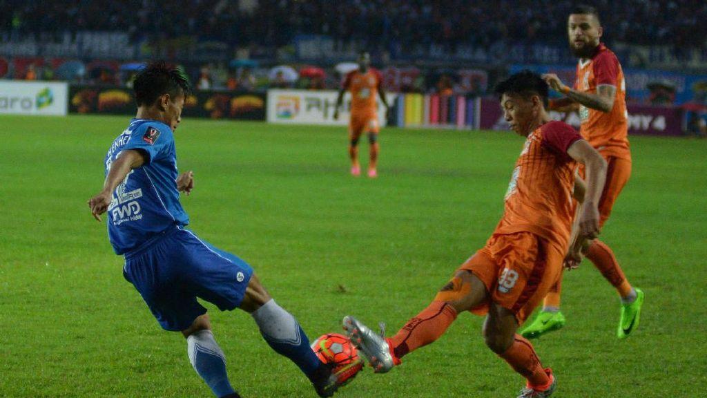 PBFC ke Final Usai Kalahkan Persib Lewat Adu Penalti