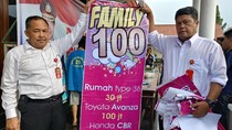 Polresta Cirebon Bongkar Praktik Penipuan Family 100