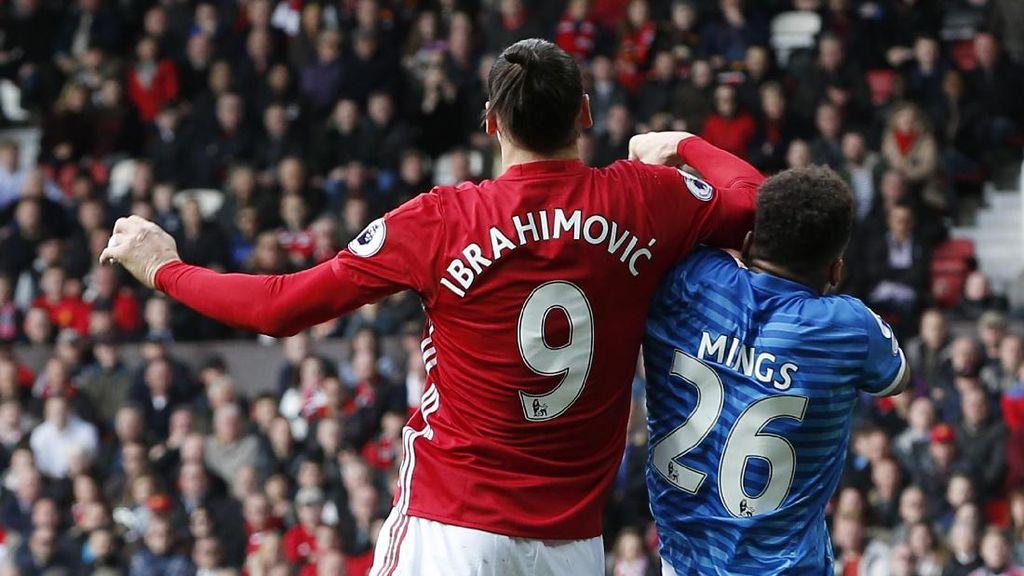 Ibrahimovic dan Mings Didakwa FA