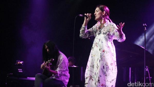 Manggung di BNI Java Jazz, Mimpi Tinggi Monita Tahalea yang Terkabul
