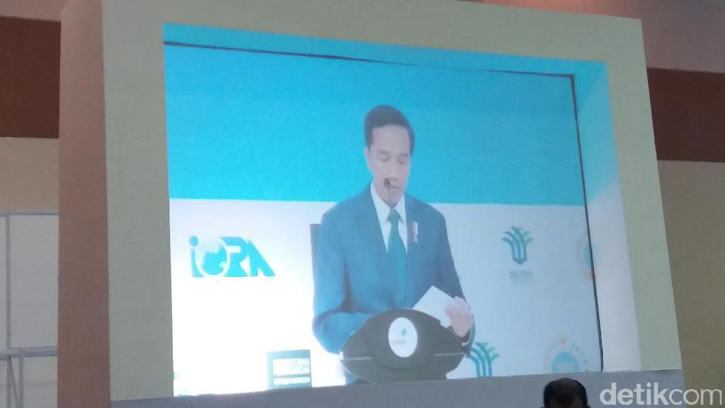 Jokowi: Kawasan Samudera Hindia adalah Masa Depan Ekonomi Dunia