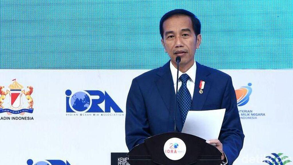 Jokowi Bakal Resmikan Fasilitas Pelabuhan Laut di Maluku Utara
