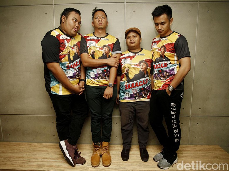 Jelang Tayang, Pidi Baiq Sibuk Promosi Baracas