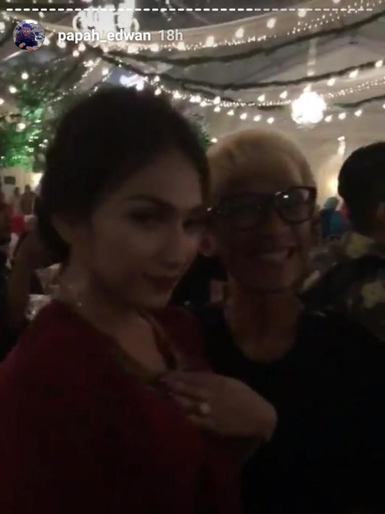 Dena Rachman Tanya Soal Kabar Ceraikan Evelyn, Aming: Ada Deh!