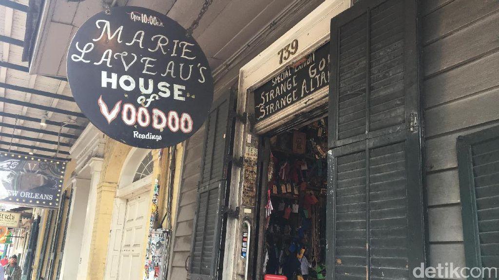 Sepenggal Kisah Kepercayaan Voodoo di New Orleans