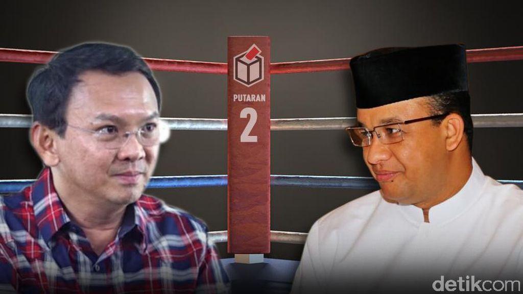 Janji Ahok dan Anies Jemput Bola demi Kesehatan Warga Jakarta