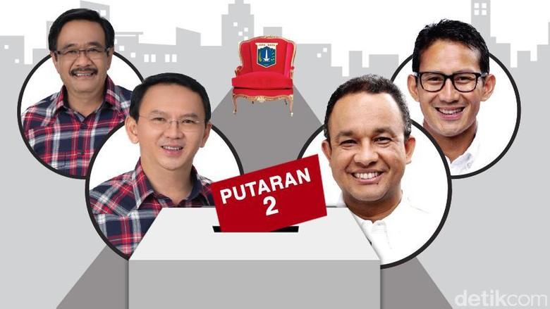 Antara Anies-Sandi, Ahok-Djarot, dan Jakarta