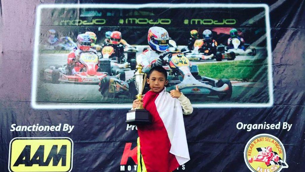 Aditya Wibowo Juara Micro Max Asia Max Challenge