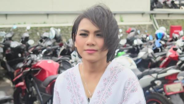 Stres Digugat Cerai Aming, Evelyn Liburan ke Jepang