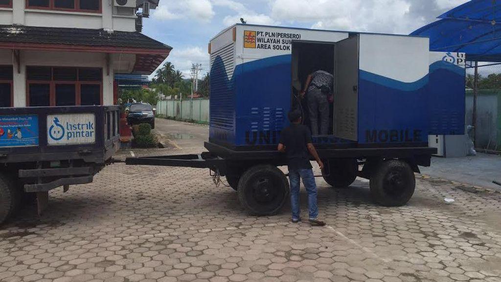 5 Mesin Sewa PLTD di Maluku Terbakar, PLN Datangkan Genset