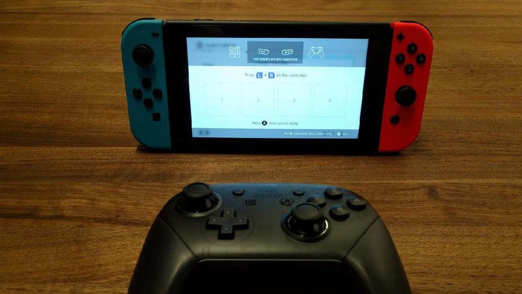 Switch Tak Bisa Back-Up Data ke MicroSD, Nintendo Siapkan Cloud