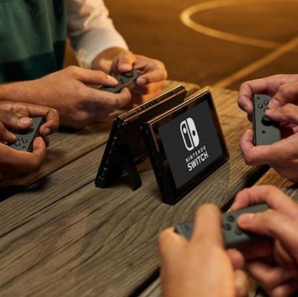 Laris Manis, Nintendo Switch Sudah Laku 1,5 Juta Unit